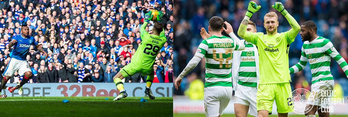 Hoops boss praises keeper after impressive Celtic debut