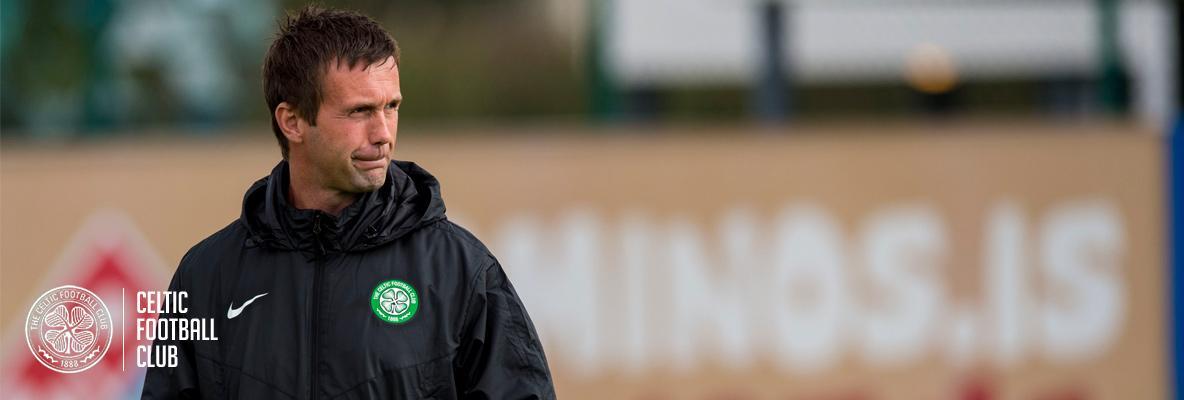Manager: Celtic are ready for Reykjavik test