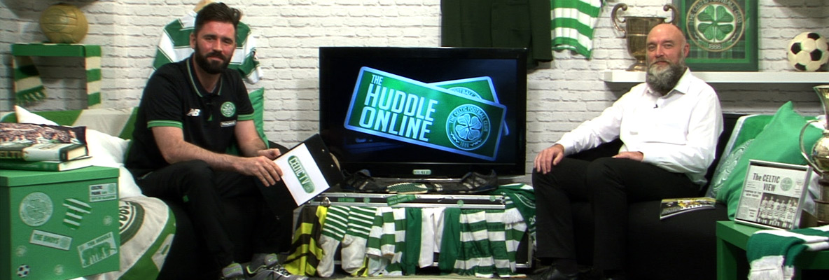 Log on now for The Huddle Online
