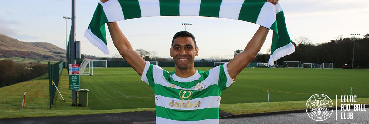 Marvin Compper: I'm here at Celtic to win titles