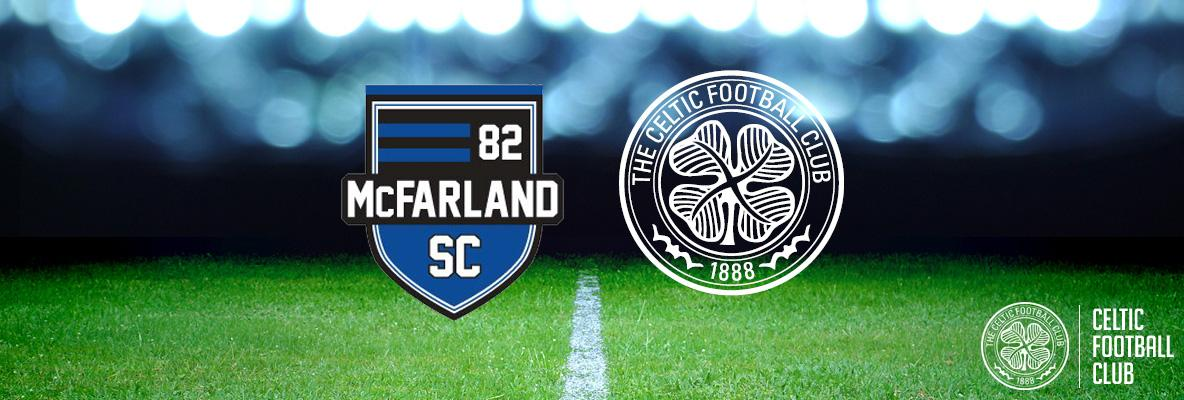 Wisconsin based McFarland SA partner with Celtic Soccer Academy
