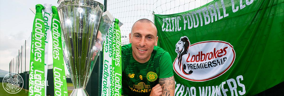 Scott Brown: Our aim is to enjoy another title-winning season