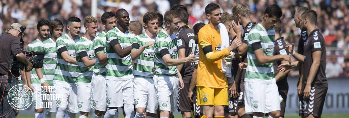 Hoops Lose to St Pauli in Tough Workout