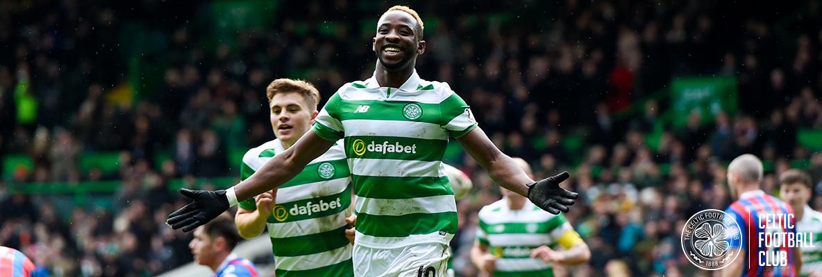 Deadly Dembele helps sparkling Celts progress in Scottish Cup