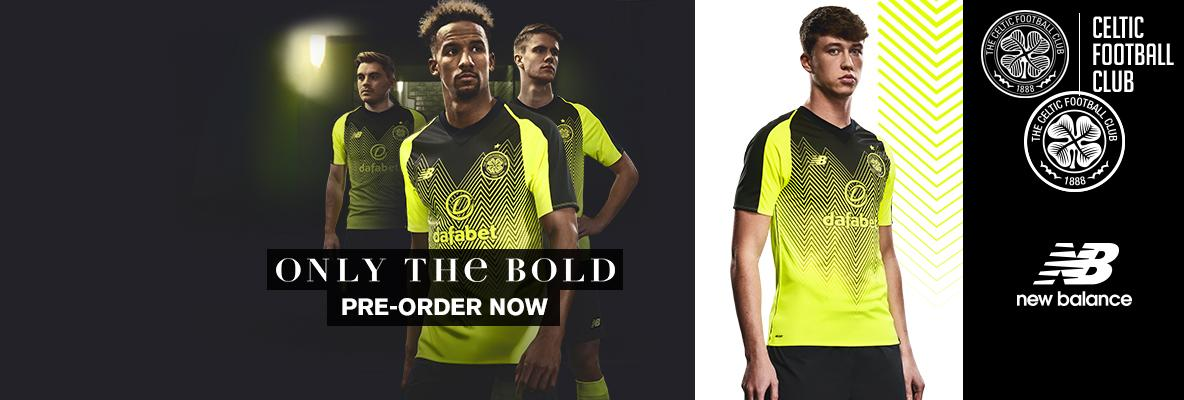 The new Celtic 2018/19 third kit – available to pre-order now
