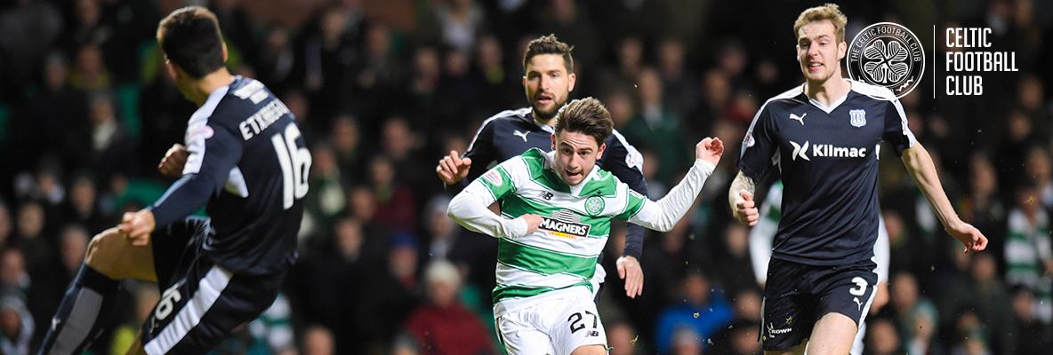 Frustration as Celts draw with Dundee