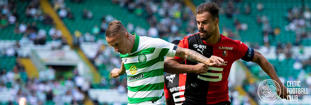 Celts held to goalless draw in Rennes friendly at Paradise