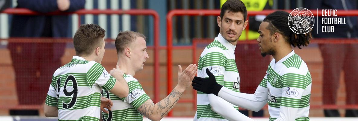 Celtic cruise into Scottish Cup last eight