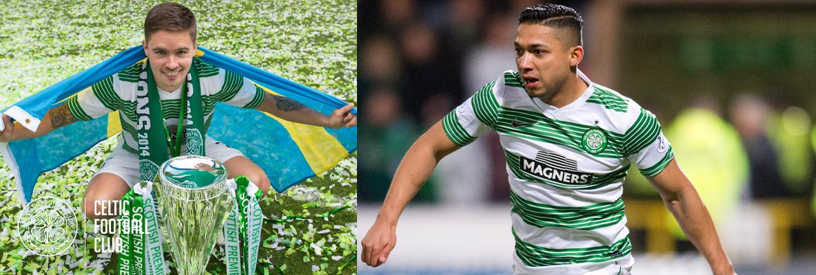 Izaguirre and Lustig sign new deals with Celtic