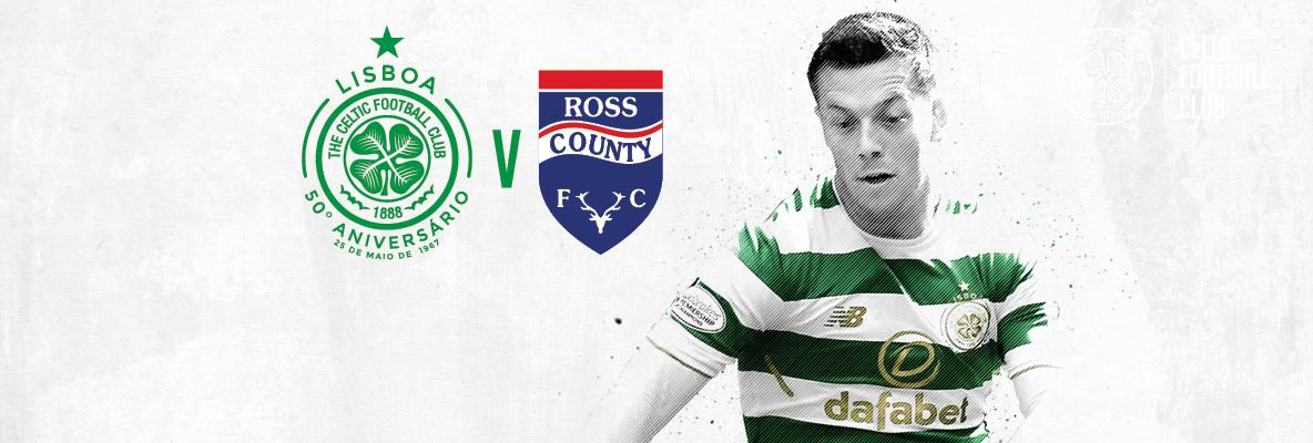 Still time to print your ticket at home for Ross County