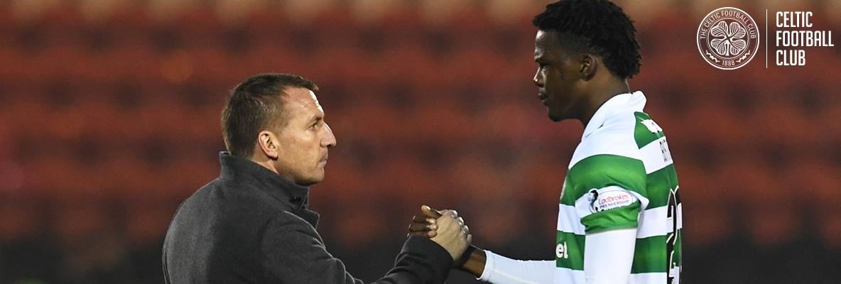 Manager wants Dedryck Boyata to prove his staying power