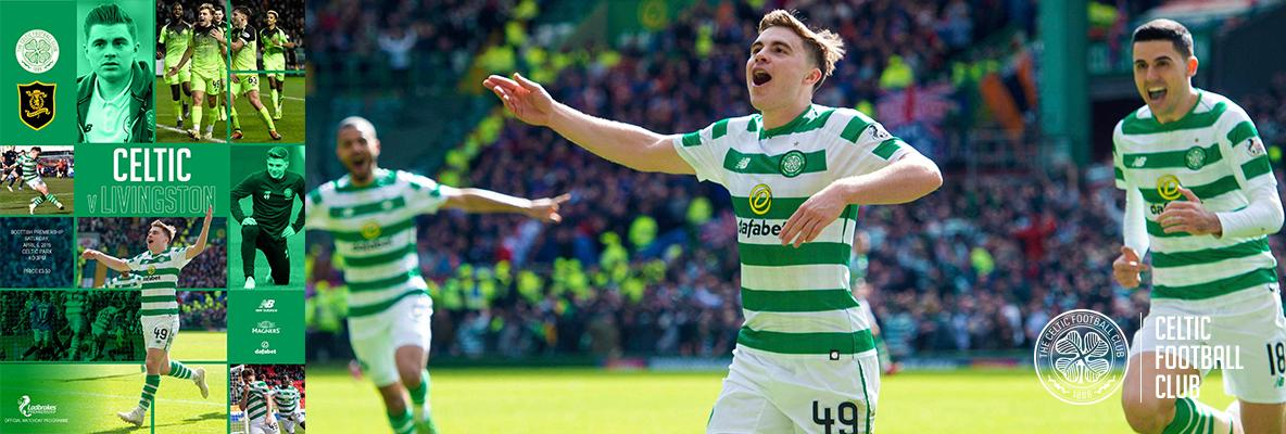 James Forrest I Love Every Minute Of Being A Celtic Player Arrive Early For Sold Out Game At Paradise Celtic V Livingston Manager We Need To Win Our Game And Then Take