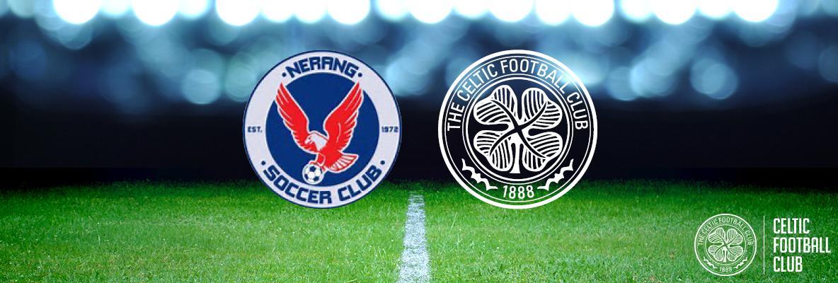 Celtic Soccer Academy Welcomes Australian Nerang Soccer Club