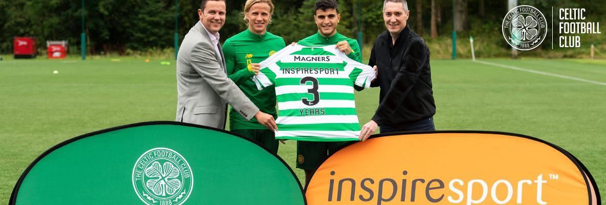 Celtic Soccer Academy Announce New Partnership With Inspiresport