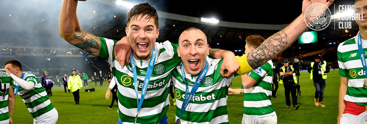 Silverware in his sights as Lustig commits his future to the Hoops
