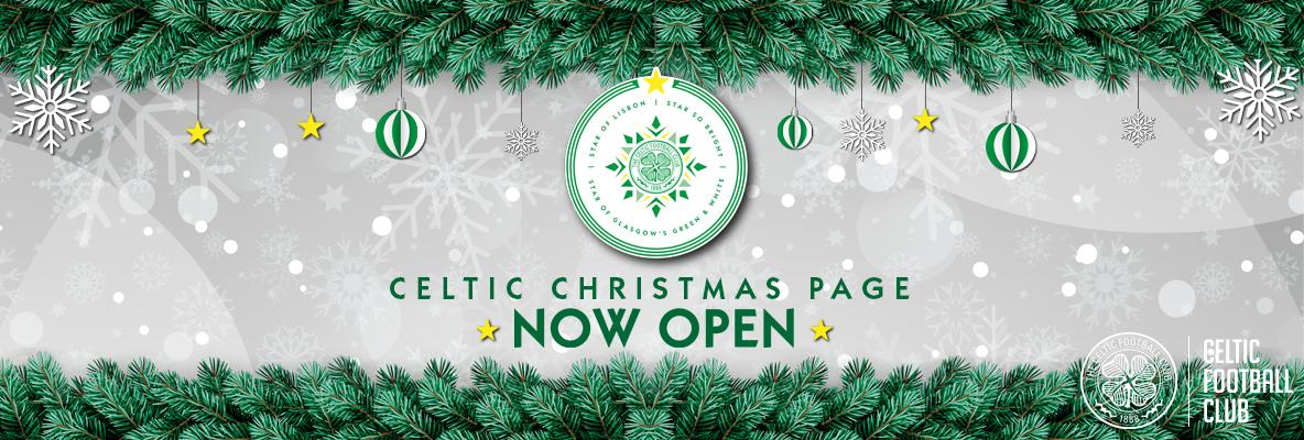 Visit our Celtic Christmas page for all your festive needs