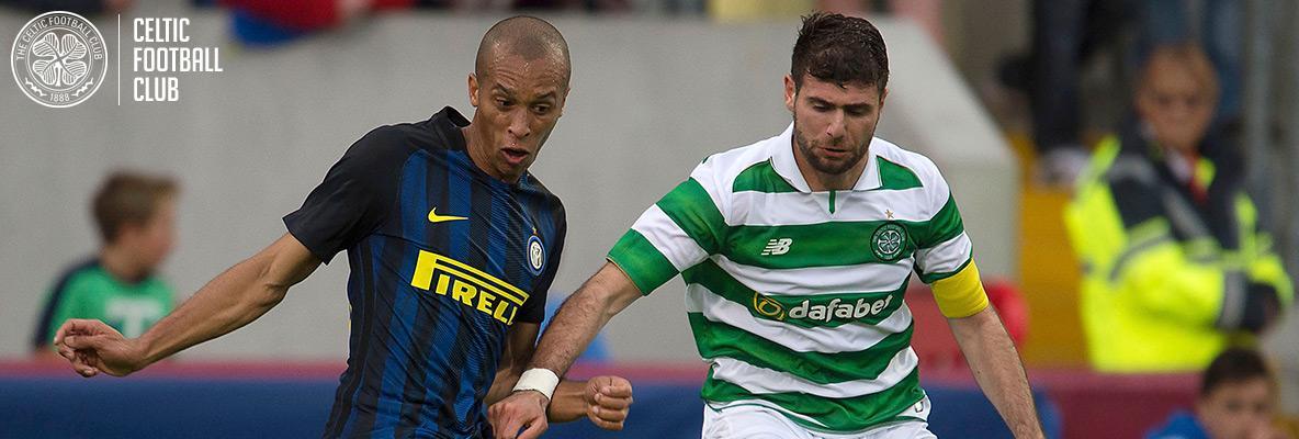 Celtic lose to Inter Milan in Limerick