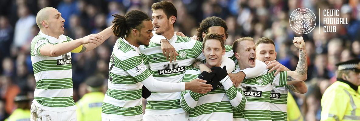 Dominant Celtic book Scottish League Cup final place