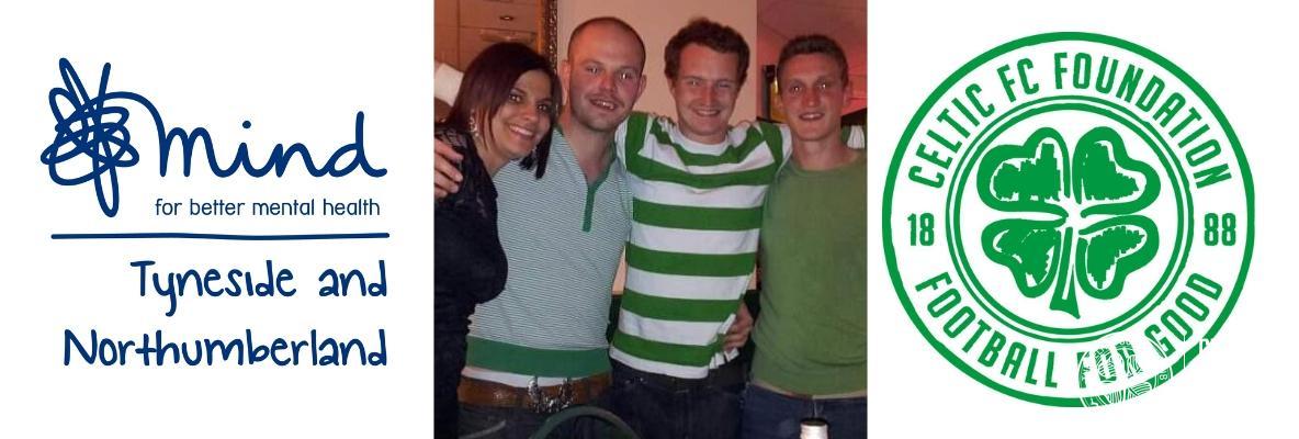 To Paradise for Glenn: Family to honour Celtic fan in charity walk