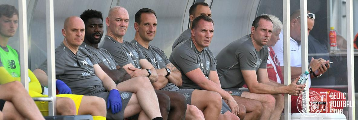 Manager: We're looking forward to special atmosphere in Dublin