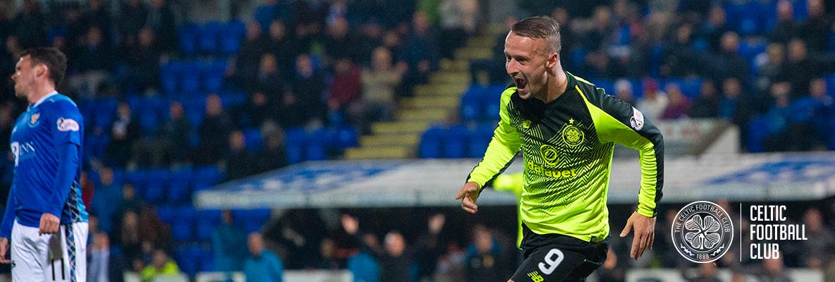 Goal-hero Griffiths sends Hoops to League Cup semi-final