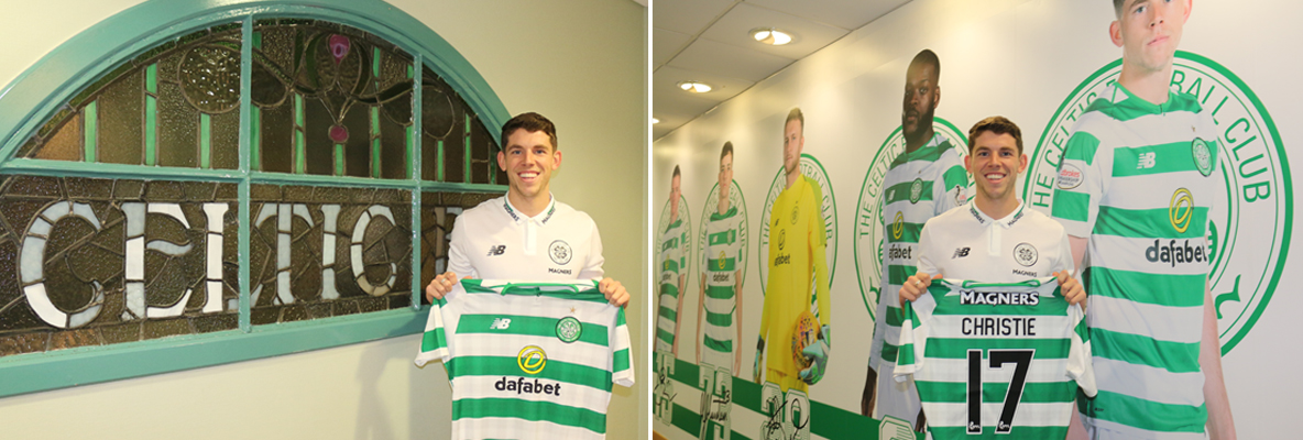 Delight as Ryan Christie signs new three-year deal