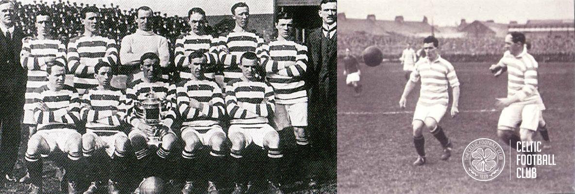 Anniversary of debut of Celtic great, Joe Dodds