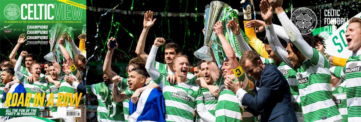 This week's Party in Paradise Celtic View