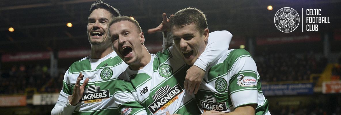 Stylish Celts demolish Dundee United