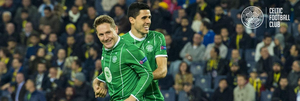 Celts end Euro campaign with battling draw