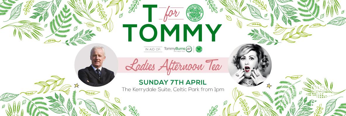 T for Tommy 2019 – tickets on sale now, don't miss out