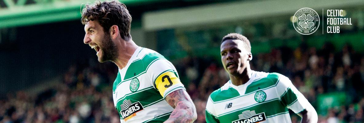 Battling Bhoys go top with win over St Johnstone