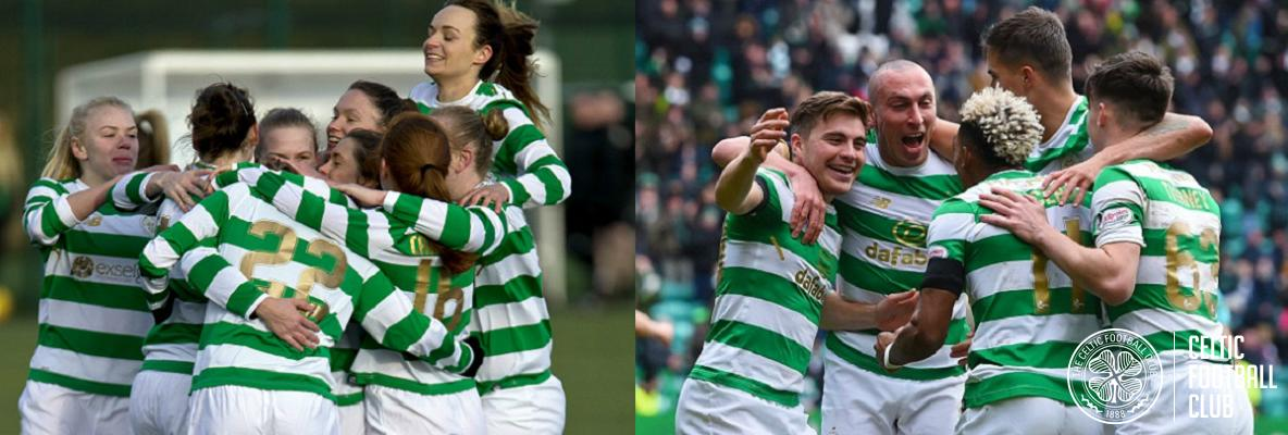 Enjoy two Celtic games this Sunday