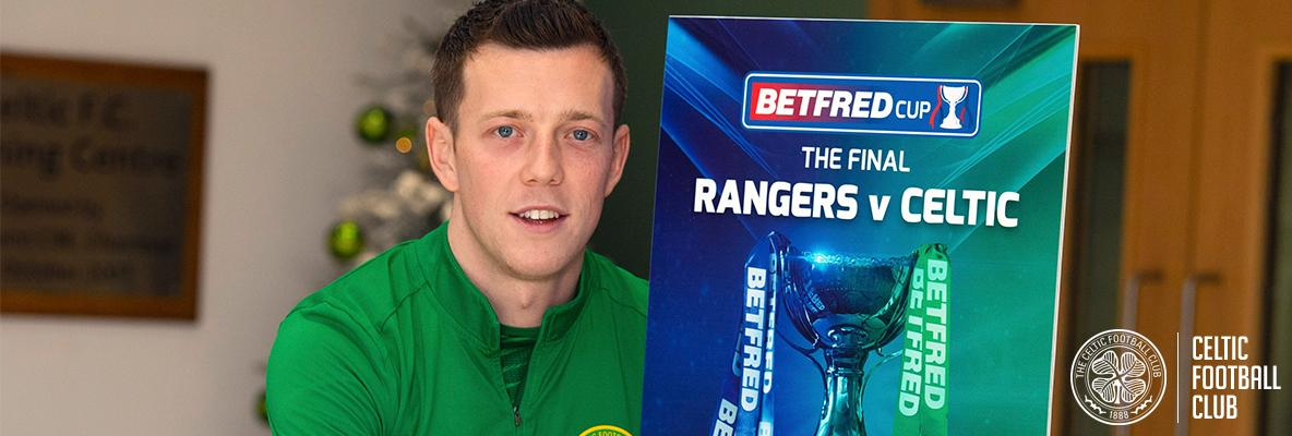 Callum McGregor: We'll take confidence into Hampden cup final