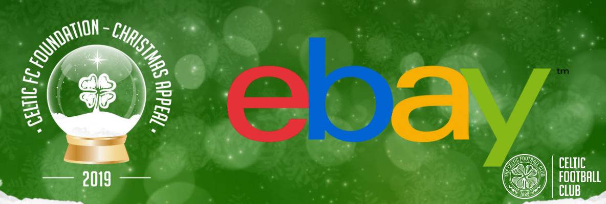 Celtic FC Foundation's 2019 Christmas Appeal eBay Auction now live