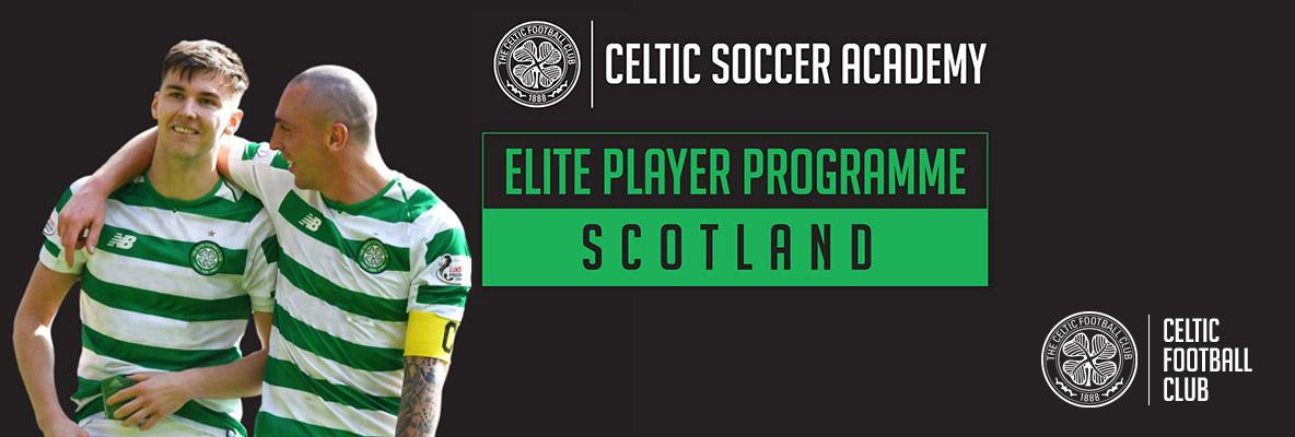 Celtic Soccer Academy's Elite Player Programme comes to Scotland