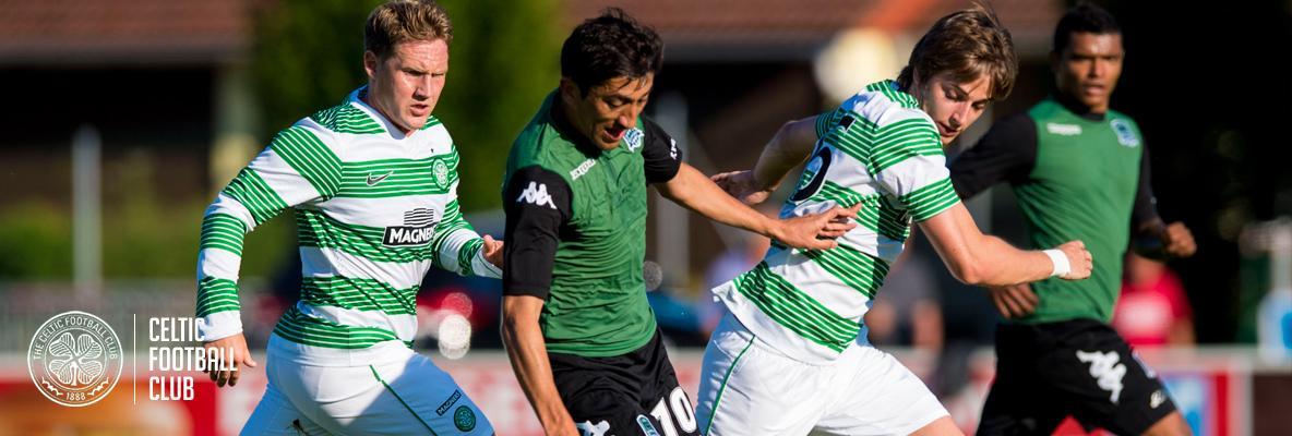 Celtic v Dukla Prague: 5.15pm kick-off