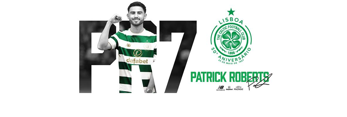 Delight as Patrick Roberts rejoins Celtic on loan