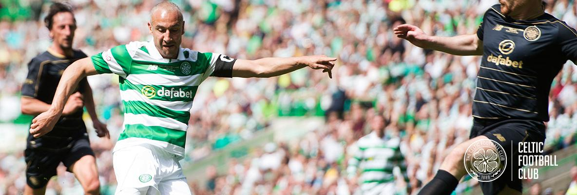 Magnificent 7 returns to Paradise to join tribute for Scott Brown