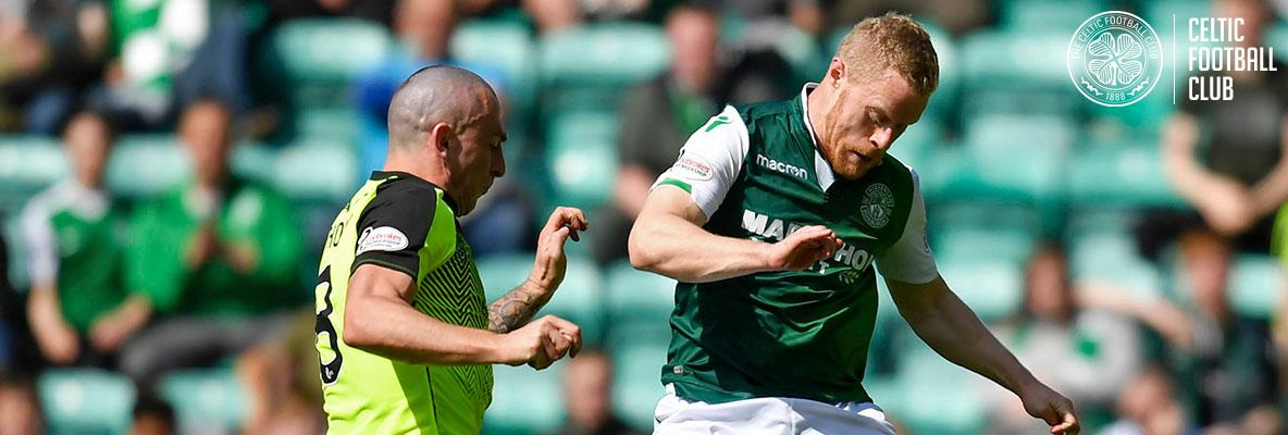 Celtic held to a draw by Hibernian at Easter Road