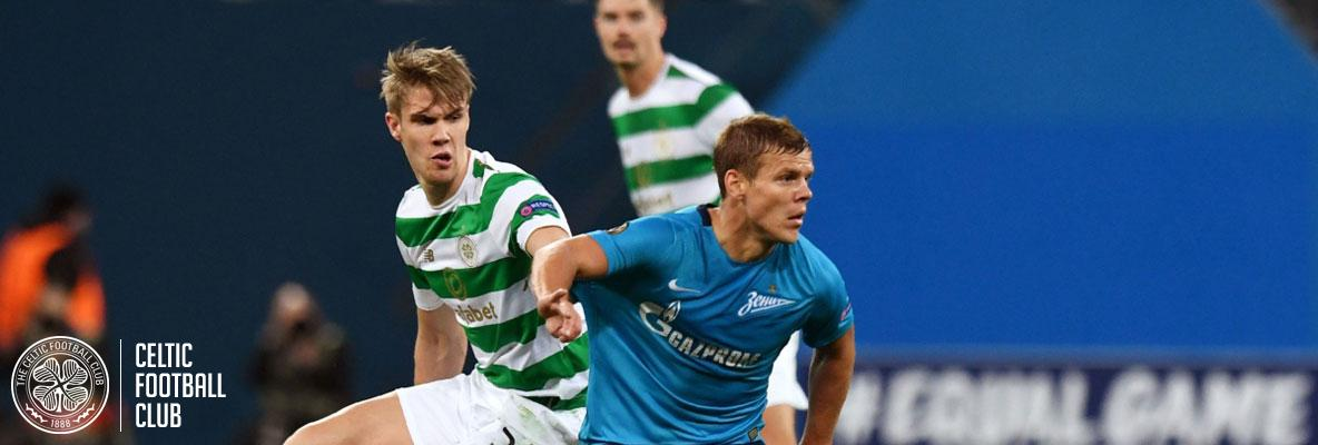 Kristoffer Ajer: We'll be ready for Pittodrie test