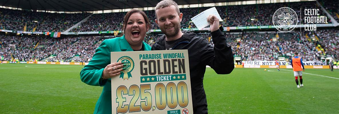 Win hospitality tickets and chance to make Paradise Windfall draw