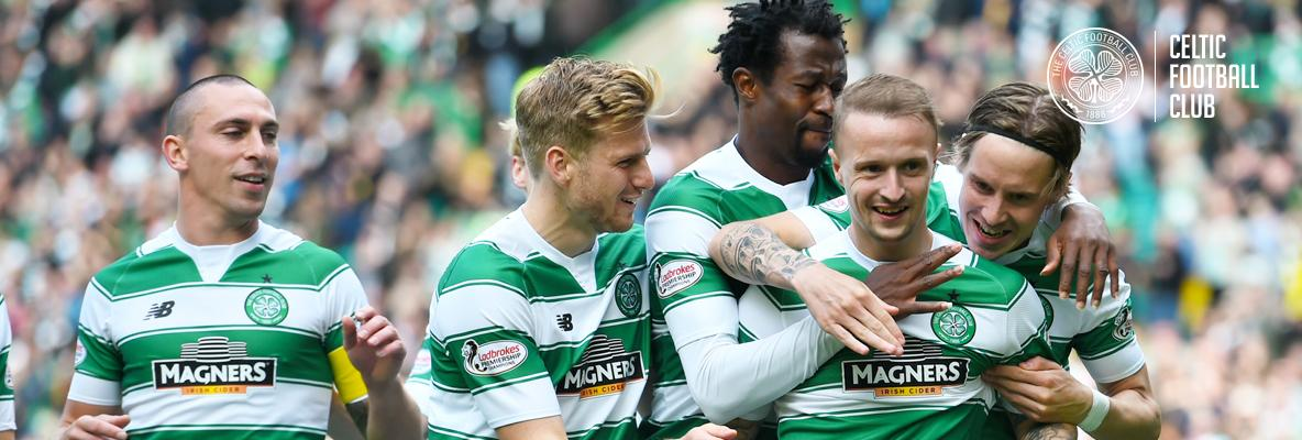 Celtic fly the flag with opening day win over Ross County
