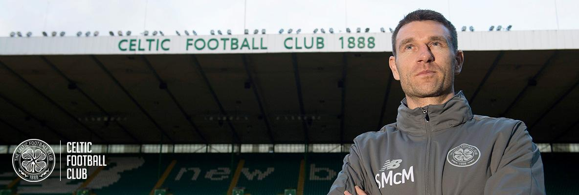Stephen McManus: I want to help young players become top Celts