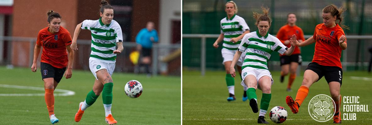 Celts suffer narrow loss in league clash with Glasgow City