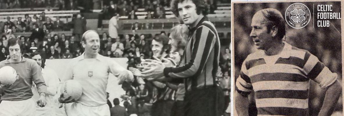 They Played At Paradise - Bobby Charlton