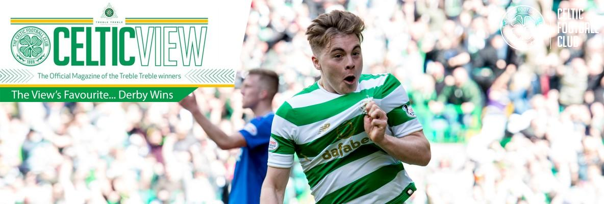 The View's Favourite… Derby win: five-star title-winning Celts