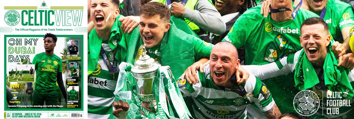 Games of the Decade in this week's Celtic View