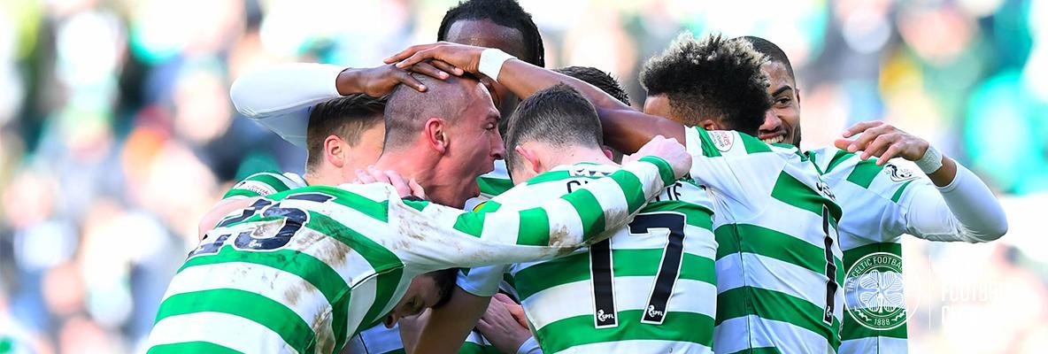 Celtic face Hibernian in Scottish Cup quarter-final tie