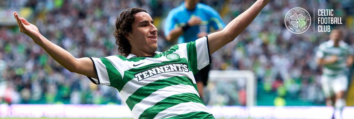 mexicano Juárez habló sobre lo que Celtic significa para él